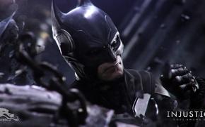 Picture Batman, 2013, Gods Among Us, Injustice