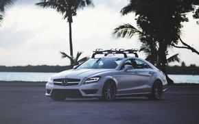 Picture tuning, Mercedes-Benz, Mercedes, AMG, CLS 63, Vossen