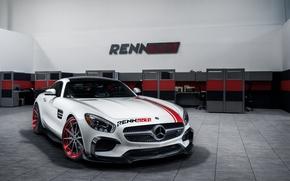 Picture Mercedes-Benz, RENNtech, William Stern, GT-S 1