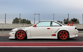 Picture Silvia, Nissan, s14