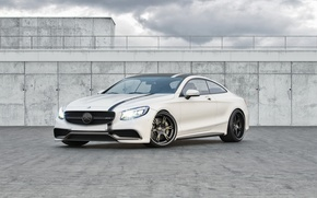 Picture Mercedes-Benz, Design, AMG, Coupe, Wheelsandmore, S63