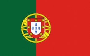 Picture Flag, Portugal, Coat of arms, Portugal
