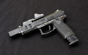 Picture gun, weapons, Heckler & Koch, Mark 23