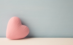 Picture background, wall, heart, pink