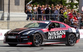 Picture R35, Nissan GT-R, G-Drive, Mark Shulzhitsky