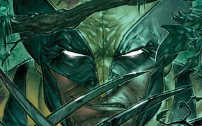 Picture X-Men, wolverine, comics, artwork, marvel comics