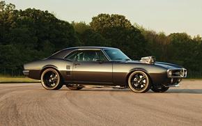 Picture Classic, Pontiac, 1967, Firebird