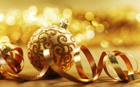 Picture Macro, Ball, New year, Toys, Holidays, Christmas decorations