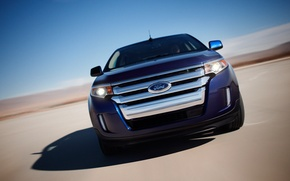Wallpaper ford, 2011, limited, edge