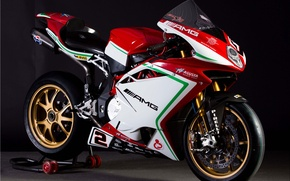Picture Motorcycle, AMG, Moto, MV Agusta, WSBK