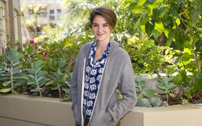 Picture photoshoot, Shailene Woodley, The Fault in Our Stars