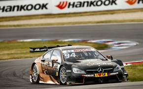Picture Mercedes-Benz, Mercedes, DTM, C-Classe, Pascal Wehrlein