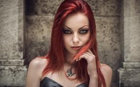Picture Gothic, Piercing, RedHead, Darya Goncharova, Bobby Kostadinov
