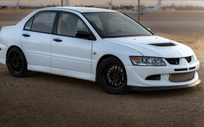 Picture Mitsubishi, Lancer, Evolution, VIII, 2003–05