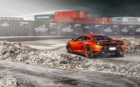 Picture car, Vorsteiner, tuning, MP4-12c, McLaren MP4-VX, rearside