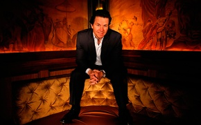 Picture photoshoot, Mark Wahlberg, Los Angeles Times, October 2014