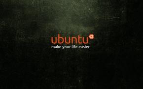 Picture Orange, white, life, Ubuntu, free, Software