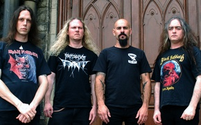 Picture United States, Death Metal, Incantation
