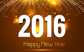 Picture Happy, New, Year, 2016