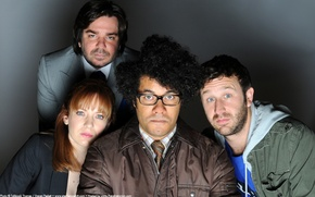 Picture the series, Computer scientists, IT Crowd