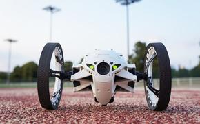 Picture white, design, robotics