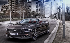 Wallpaper Ford, convertible, Mustang, Mustang, Ford