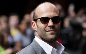 Picture glasses, male, actor, Jason Statham, Jason Statham