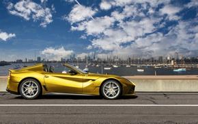 Wallpaper car, Ferrari, f12, f12berlinetta