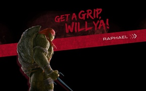 Picture cinema, USA, turtles, New York, TMNT, Raphael, hybrid, movie, Teenage Mutant Ninja Turtles, animal, hero, …