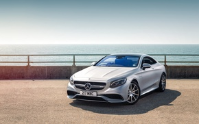 Picture Mercedes-Benz, Mercedes, AMG, Coupe, S-Class, 2015, C217