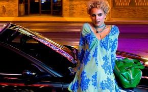 Picture machine, actress, blonde, Natalie Portman, natalie portman, actress, My Blueberry Nights, My blueberry nights
