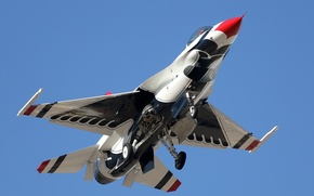 Picture aviation, weapons, the plane, Lockheed Martin F-16C