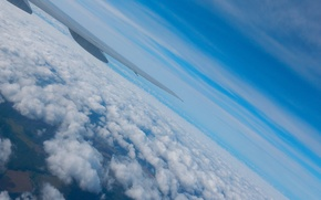 Picture the sky, clouds, widescreen, Wallpaper, cloud, horizon, wallpaper, widescreen, background, the Wallpapers, full screen, HD …