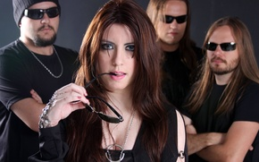 Picture Brazil, Heavy/Power Metal, Shadowside