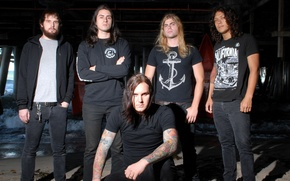 Picture metal, hardcore, as i lay dying