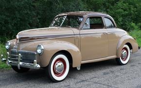 Picture Coupe, Champion, 1941, Studebaker, DeLux-Tone