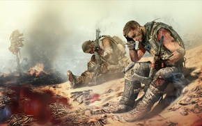 Picture Game, Spec Ops: The Line, 2K Games