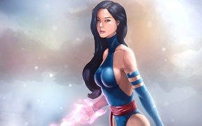 Picture X-Men, Marvel, X-Men, Psylocke, Psylocke