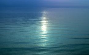 Wallpaper trail, Water, horizon