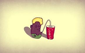 Picture coca cola, old school, the rest, black boy