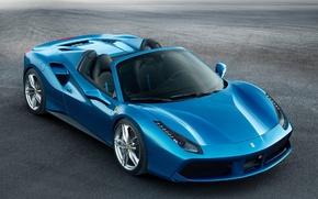 Picture Ferrari, Spider, 488