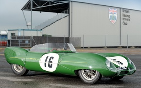 Picture Lotus, Car, Legends, 1956-1957, №16, Series I, Racing, Classic cars, Eleven