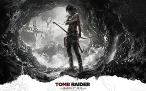 Picture the game, Tomb Raider, Square Enix, 2013, Crystal Dynamics