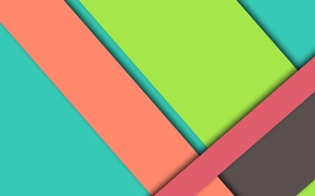 Picture line, pink, blue, wallpaper, geometry, green, color, material, desing