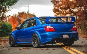 Picture Subaru, Impreza, WRX STI