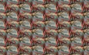 Picture fantasy, background, dragon, art