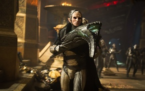 Picture weapons, elves, Palace, Thor The Dark World, Thor The Dark World, Asgard