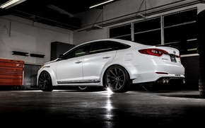 Picture garage, Hyundai, Sonata, Sofit