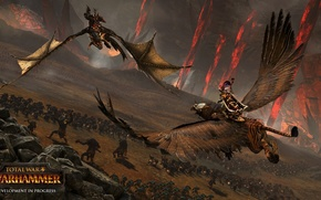 Picture fantasy, battle, fantasy, the battle, warhammer, Griffin, total war, strategy, Warhammer, strategy, total war, creative …