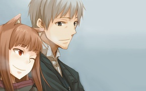 Picture Art, Spice and wolf, Holo, Spice and Wolf, Lourens